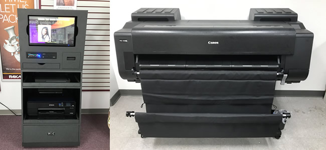 Printing Services at Pak Mail Anderson Mill, Austin, TX 78750