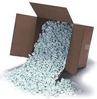 Packing Peanut Recycling